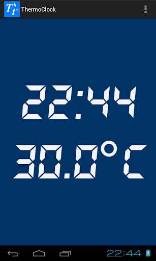 ThermoClock