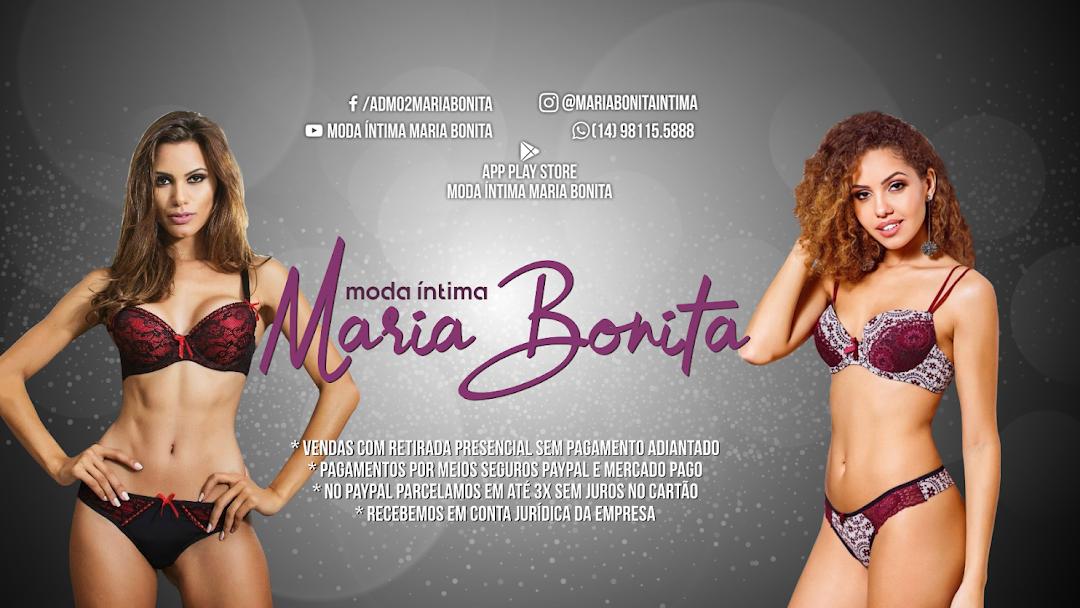 96ecc71e4cc0e Moda íntima Maria Bonita - Lingeries Atacado