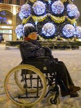 Photo: 12. 01. 2013 roku -  a to ja na tle bombek