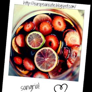 Sangria! ♥