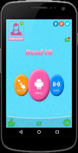 Bead 16 (Alquerque, Qirkat) 1