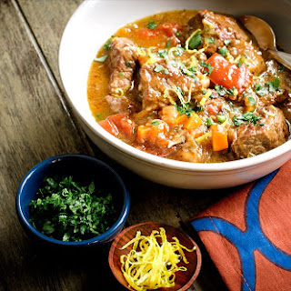 """Easy Slow Cooker """"Osso Buco"""" Stew."""