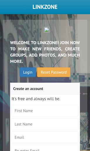 LinkZone 0.1 screenshots 1