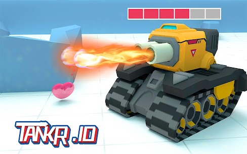 Tankr.io – Tank Realtime Battle MOD (Unlimited Money/Diamonds) 1