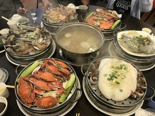 海鮮超澎湃,食材超新鮮