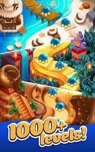 Crafty Candy – Match 3 Magic Puzzle Quest- screenshot thumbnail