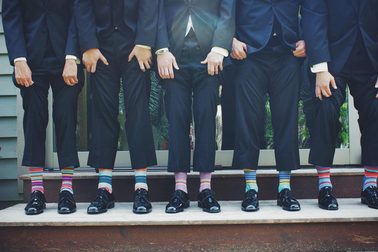 Socken als Beispiel des Abo-Modells