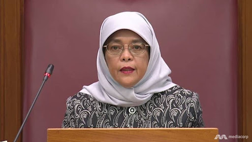 Redditors ask if Mdm Halimah wears hijab to work, why should MapleBear applicant be asked if she's OK with removing it to teach preschool?