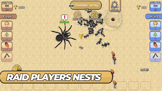 Pocket Ants : Colony Simulator