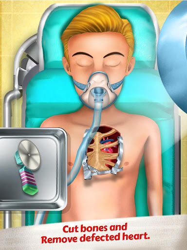 Heart Surgery Emergency Doctor 1.3 screenshots 13