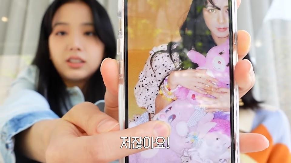 jisoo photobook