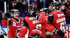 Hockeylördag: Malmö - Färjestad (38:57)