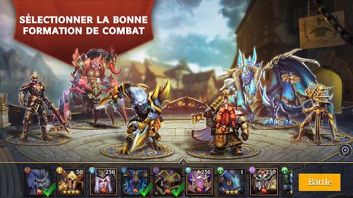 Trials of Heroes: L'u00c9preuve des Hu00e9ros  captures d'u00e9cran 2