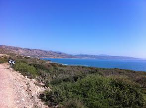 Photo: Coast to Agadir