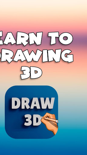 How to draw 3D Drawing step by step easy hack tool