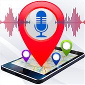 GPS Voice Navigation & Maps Route Finder