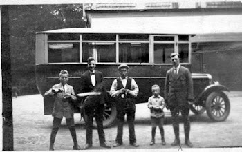 Photo: 1925 Autobus Liesbos Princenhage