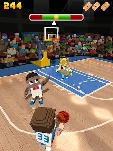 Blocky Basketball FreeStyle 8