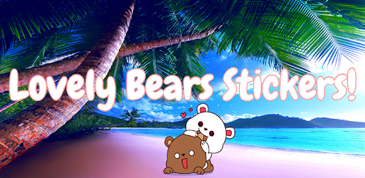 Lovely Bears Stickers For Whatsapp - WASticker APK 0