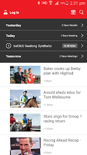 Racing.com - Horse Racing Live- screenshot thumbnail