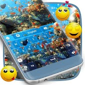 Reef Keyboard Theme
