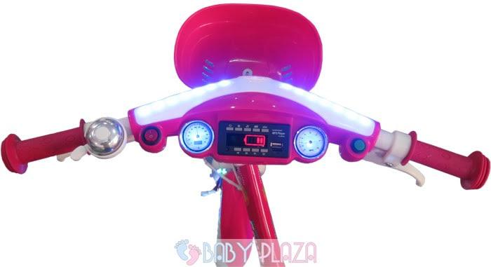 Xe đạp trẻ em 16-392 có nhạc đèn 6