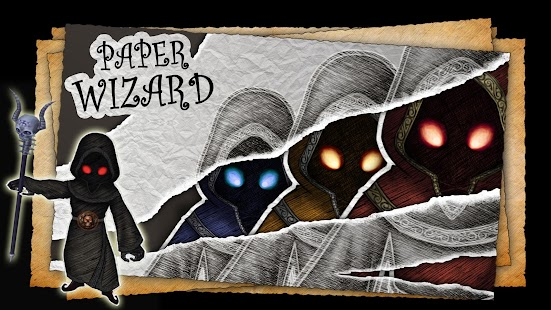 Paper Wizard- screenshot thumbnail