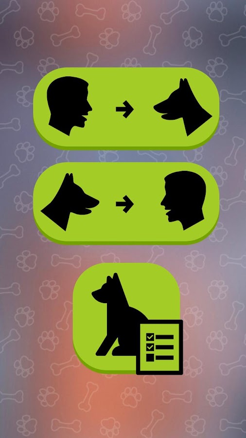 Dog Translator Simulator- screenshot