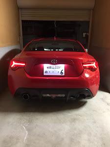 86  GTのランプのカスタム事例画像 しみじーさんの2018年03月21日21:48の投稿