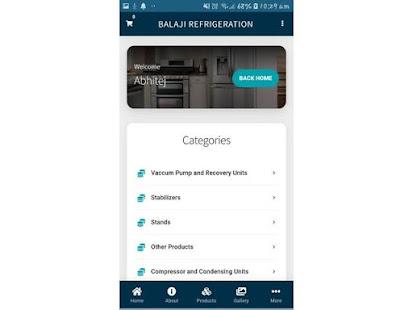 Download Balaji Refrigeration For PC Windows and Mac apk screenshot 6