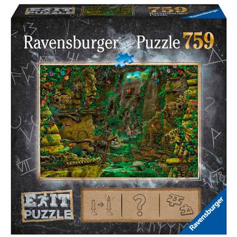 Puzzle EXIT 2: Tempel in Angkor (759 pieces)