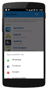 App Sharer- screenshot thumbnail