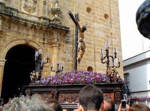 Photo: Santísimo Cristo de los Desamparados. Foto