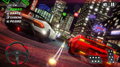 Car Games 2020 : Car Racing Game Futuristic Car android2mod screenshots 1