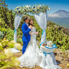 Bryllupsfotograf Lyudmila Bordonos (Tenerifefoto). Foto fra 18.09.2018