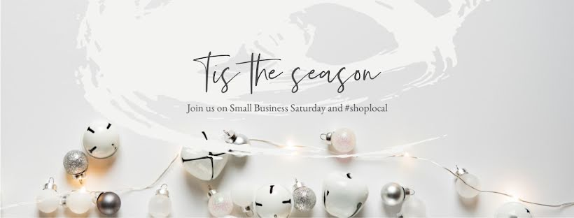 Shop Local - Facebook Page Cover Template