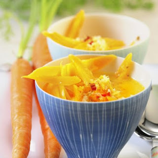 South-east Asian Carrot Bowl