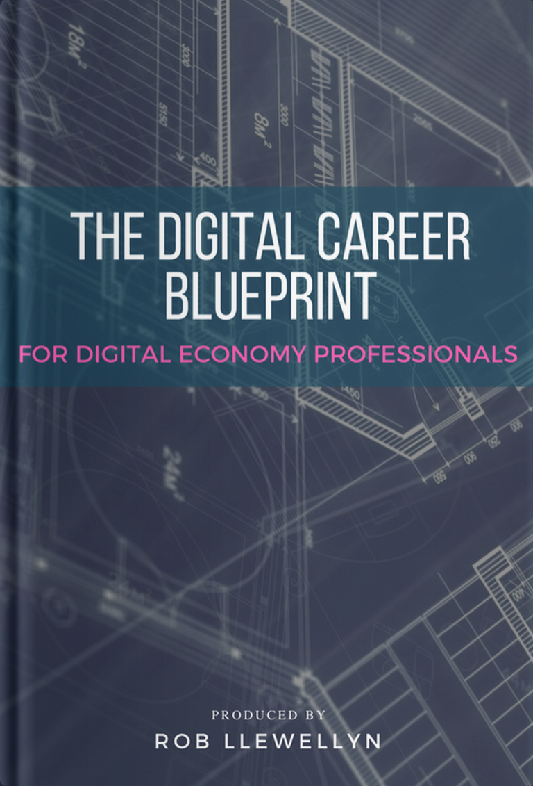Digital career blueprint pre reg get this free guide when you attend malvernweather