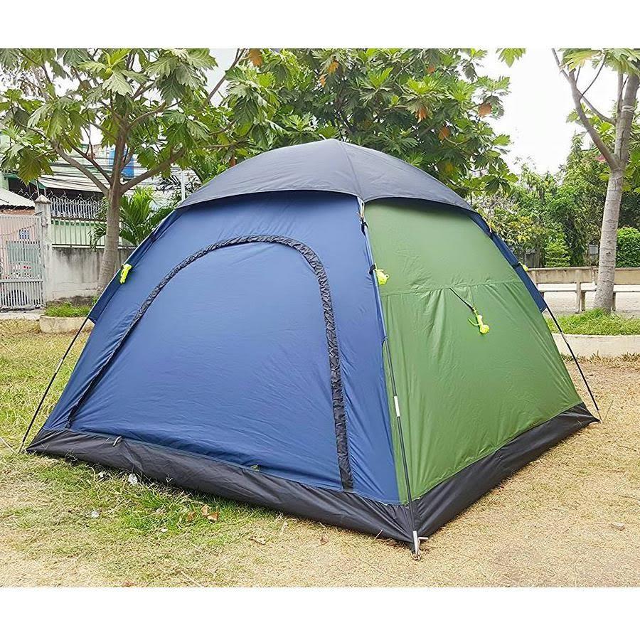 Mẫu mã của lều thuê lều cắm trại ra sao?