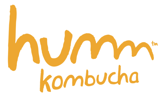Logo for Humm Kombucha
