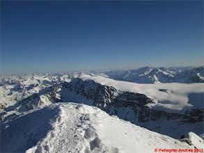 Photo: IMG_2388 Cima Lago Bianco dalla vetta della Palla Bianca