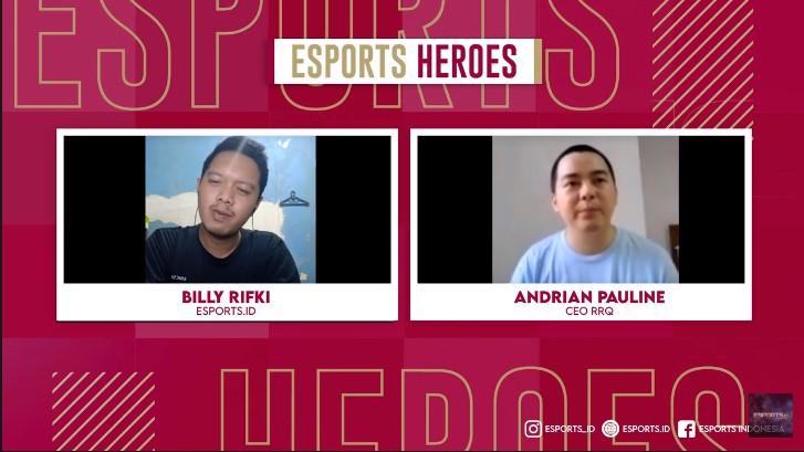 Esports Heroes RRQ AP