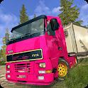 Cargo Truck Driving Simulator 2019 icon