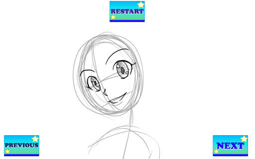 How to Draw Anime Faces 1.0.0 screenshots 5