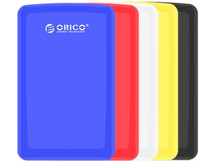 Box ổ cứng 2.5'' Orico 2579S3 Sata (3.0) (Đen)