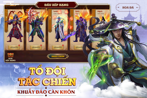 u0110u1ec9nh Phong Tam Quu1ed1c - Dinh Phong Tam Quoc screenshots apkshin 12