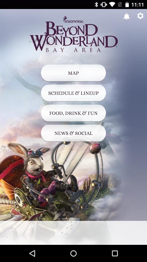 Insomniac: Beyond Wonderland- screenshot