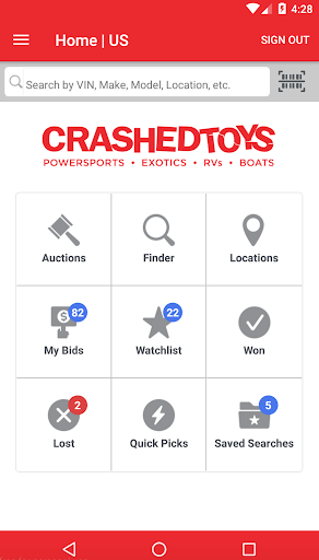 CrashedToys Mobile 2.7 screenshots 2