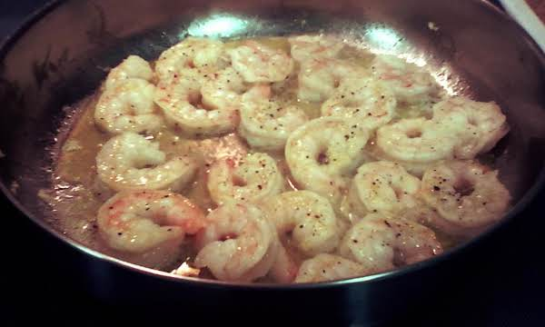Tasty Garlic Shrimp