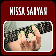 Kunci Gitar dan Lirik Lagu Nissa Sabyan Lengkap